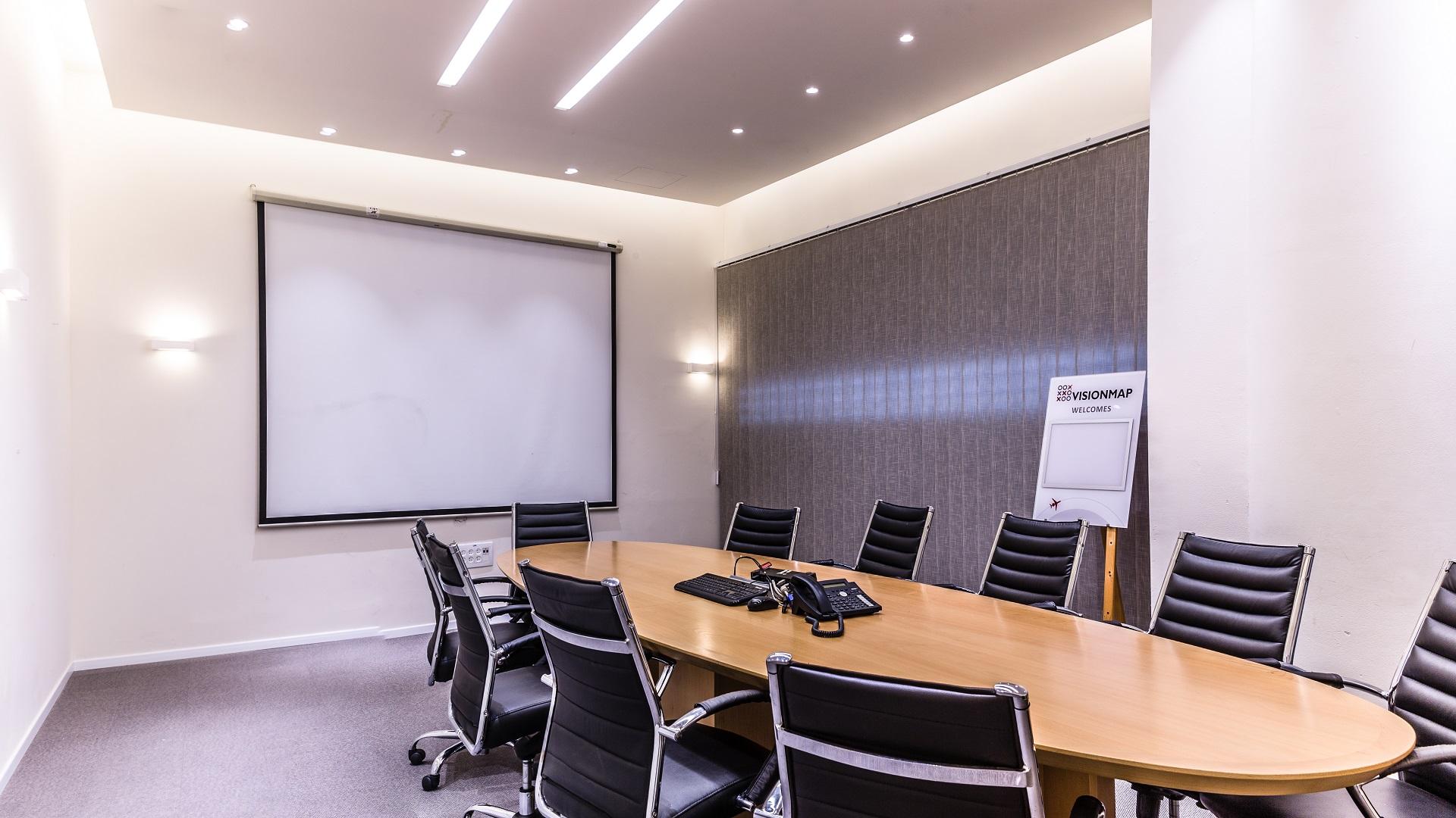 עיצוב מודרני של משרדים