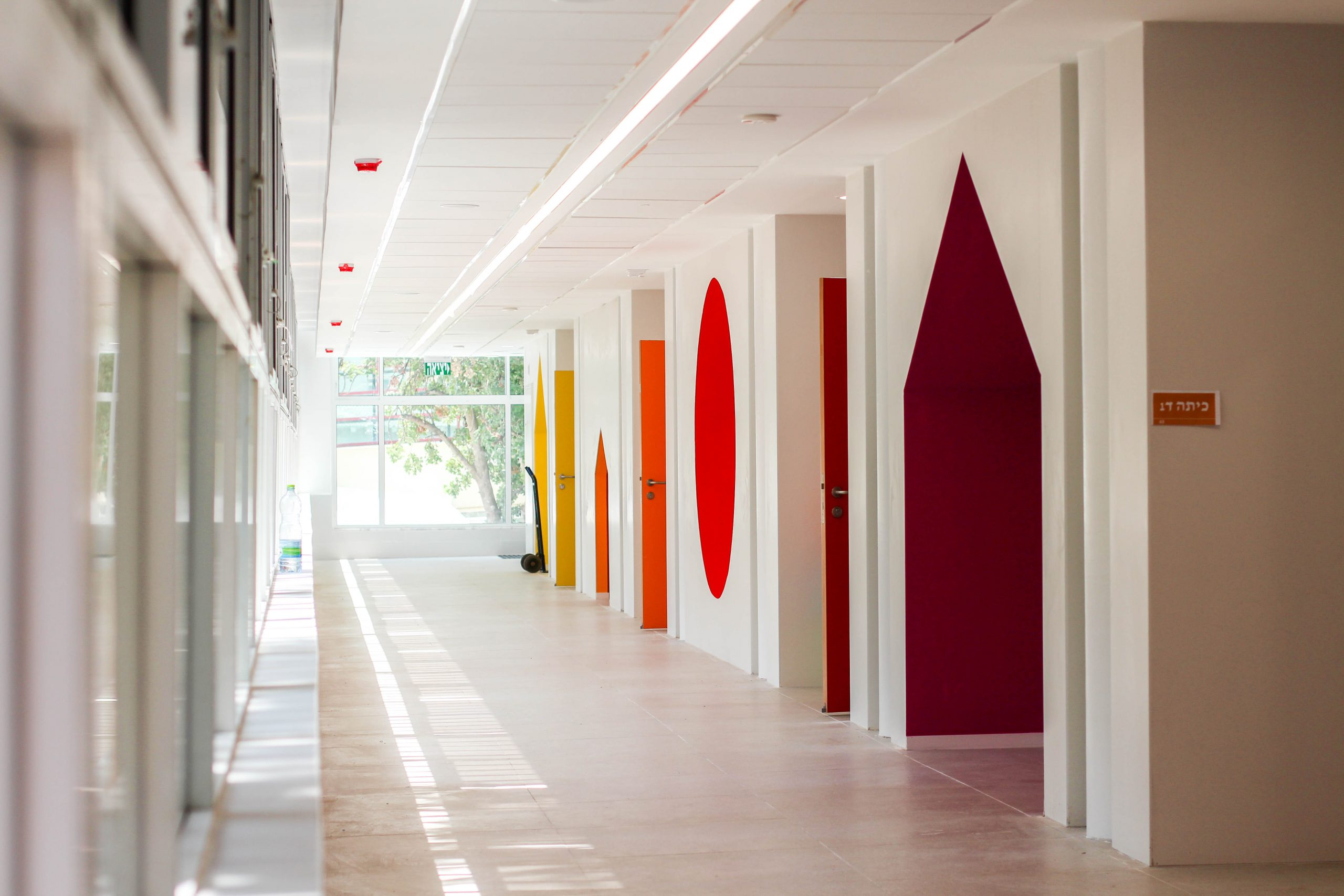עיצוב חכם למוסדות החינוך